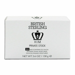 British Sterling H.I.M. - Private Stock - 3-in-1 Soap Bar, 5.6 oz