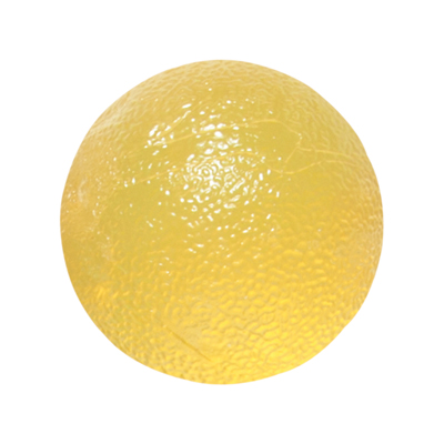 CanDo Gel Hand Exercising Ball - Yellow - X-Soft - 10-1491 - 6 packs