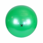 CanDo Inflatable Ball - Green - 26 in - 30-1803B