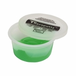 CanDo Theraputty Hand Exercising Putty - Green - 2oz 10-0902 - 12 packs