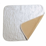 CareFor Underpad with Halo Shield 36 x 54 in Reusable Polyester / Rayon Heavy Absorbency