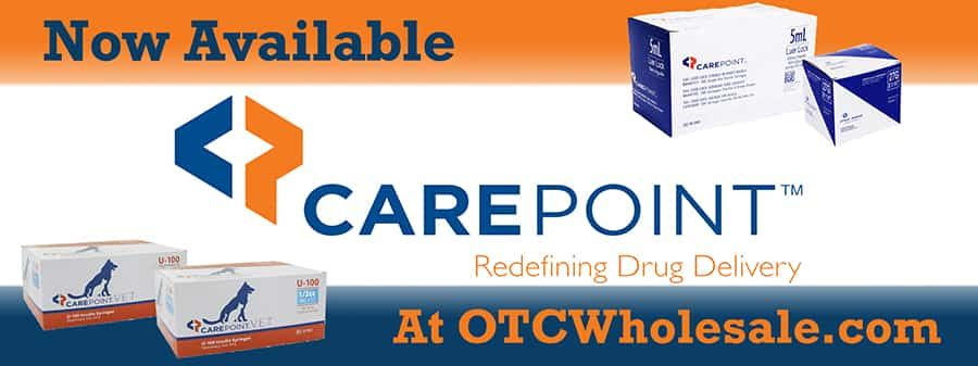 Carepoint products are now available!