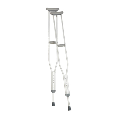 Carex Aluminum Crutches Youth A977C0