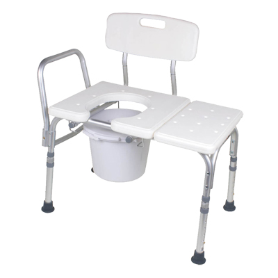 Carex Bathtub Transfer Bench W/ Opening B15611