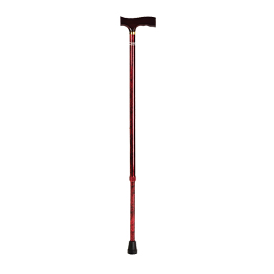 Carex Designer Derby Cane - Red A52400