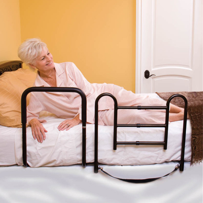 Carex Easy Up Bed Rail P56900