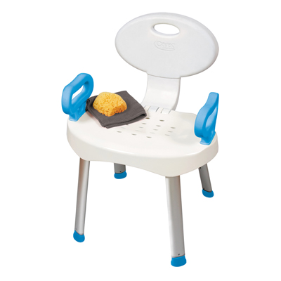 Carex Ez Bath And Shower Seat W/Handles B66000