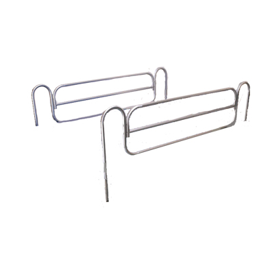 Carex Home Style Bed Rails P558C0
