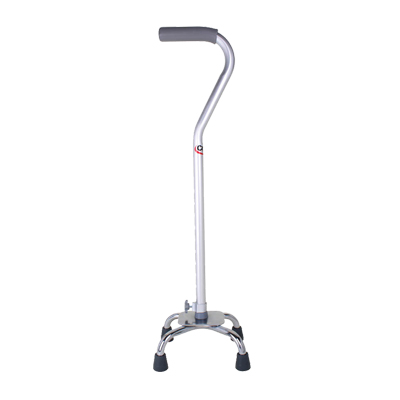 Carex Small Base Offset Quad Cane A73600
