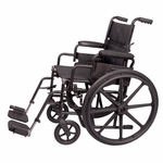Carex Wheelchair