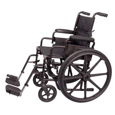 Carex A227 Wheelchair (Foldable)