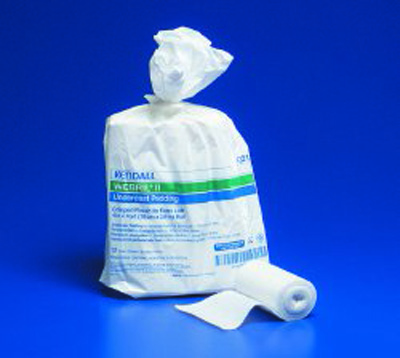 Cast Padding Undercast Webril II 4 Inch X 4 Yard Cotton NonSterile