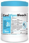 CaviWipes Bleach Surface Disinfectant Cleaner Premoistened Wipe 90 Count Canister