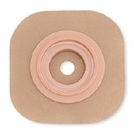 CeraPlus Skin Barrier Pre-Cut, Extended Wear Tape 2-1/4 in Red Code Up to 1-1/4 in Stoma
