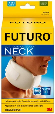 Cervical Collar FUTURO Soft Density Adjustable One Piece Adjustable
