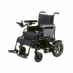Drive Medical Cirrus Plus 22 inch Folding Power Wheelchair Model cpn22fba