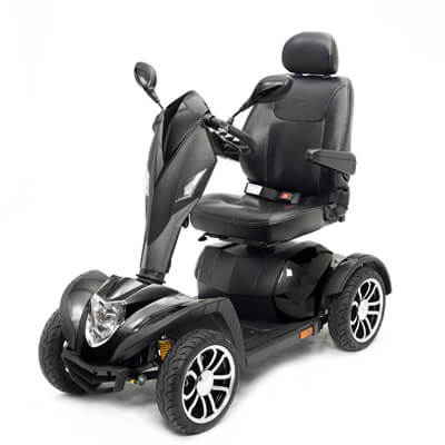 Drive Medical Cobra GT4 Heavy Duty Power Scooter with 22 inch Seat cobragt422cs