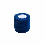 CoFlex NL Cohesive Bandage 1-1/2 Inch X 5 Yard Standard Compression Self-adherent Closure Blue NonSterile - Case of 48