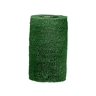 CoFlex NL Cohesive Bandage 2 Inch X 5 Yard Standard Compression Self-adherent Closure Green NonSterile - Case of 48