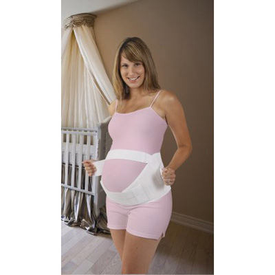 Comfy Cradle Maternity Support Belt Large / X-Large Hook and Loop Strap Closure 4 - 10 in 8 in W Female