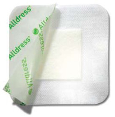Composite Dressing Alldress 6 X 6 Inch Sterile