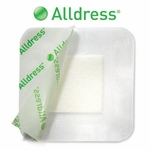 Alldress Composite Dressing Composite Dressing 6 X 8 Inch, Porous Net Sterile - Case of 120