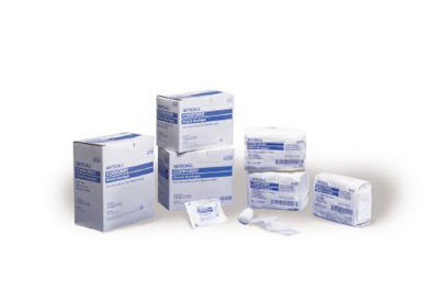 Curity Conforming Bandage Cotton / Polyester 1-Ply 6 X 82 Inch Roll NonSterile - Case of 48