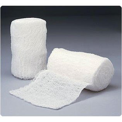 Conforming Bandage Dermacea Cotton / Polyester 4 Inch X 4-1/10 Yard Roll NonSterile