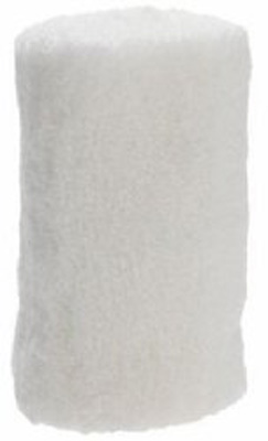 Conforming Bandage Dermacea Cotton / Polyester 6 inch X 4-1/10 Yard Roll Sterile