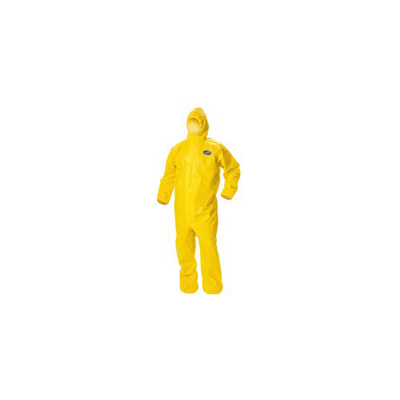 Coverall Kleenguard A70 Large Yellow Disposable