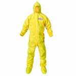 Coverall Kleenguard A70 X-Large Yellow Disposable