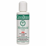 Cryoderm Myofacial Cream 4 oz Gel - 6 pack