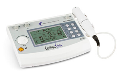Roscoe Medical Combo Care - An E-Stim and Ultrasound Combo Professional Device
