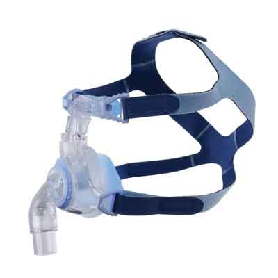 DeVilbiss Healthcare EasyFit Lite CPAP Nasal Mask, Silicone, Small dv97415