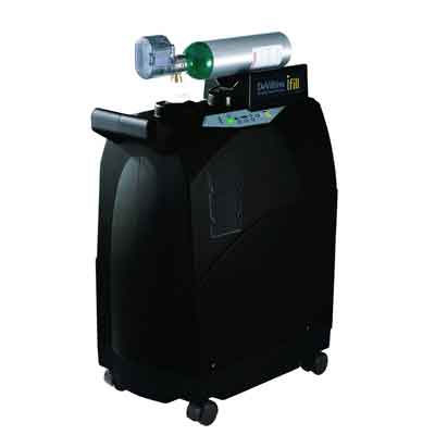 DeVilbiss Healthcare iFill Personal Oxygen Station 535d