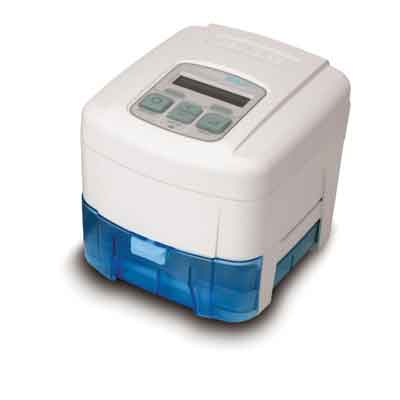 DeVilbiss Healthcare IntelliPAP AutoBilevel CPAP System with Heated Humidification and Heated Tube dv57d-hh-ht