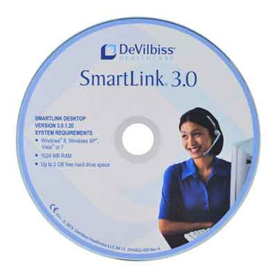 DeVilbiss Healthcare SmartLink 3.0 Software CD sl3-cd