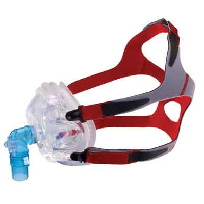 DeVilbiss Healthcare V2 CPAP Full Face Mask, Large 113485