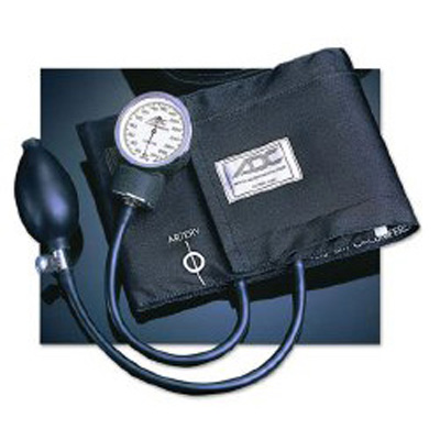 Diagnostix Aneroid Sphygmomanometer 760 Series Pocket Style Hand Held 2 Tube Small Adult Arm