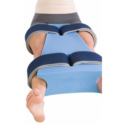 DonJoy Hip Abduction Pillow Medium Hook and Loop Strap Closure Left or Right Hip