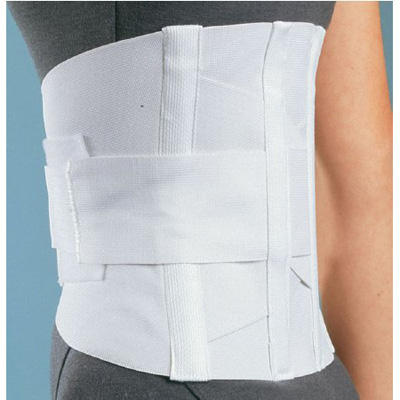 DonJoy Lumbar Sacral Support Hook and Loop Closure 56 - 62 in 3 in Unisex