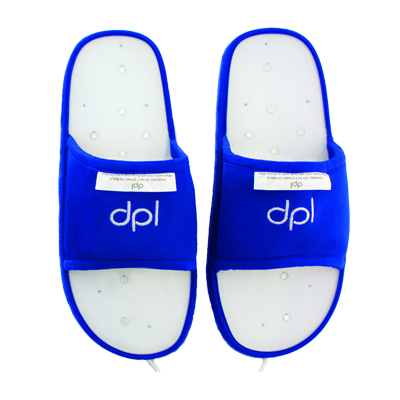 DPL Foot Pain Relief Slippers - Large Size - LED Technologies