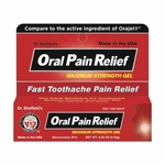 Dr Sheffields Maximum Strength Oral Pain Relief Gel - 0.33 fl oz Exp 3/2018