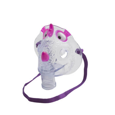 Drive Medical Airial Pediatric Nebulizer Mask, Nic the Dragon - Model MQ0047