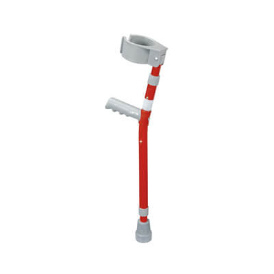 Drive Medical Aluminum Forearm Crutches, Child - Model 10407R
