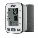 Drive Medical Automatic Deluxe Blood Pressure Monitor Wrist BP3200