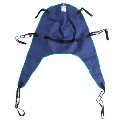 Drive Medical Divided Leg Patient Lift Sling, Medium - Model 13262M