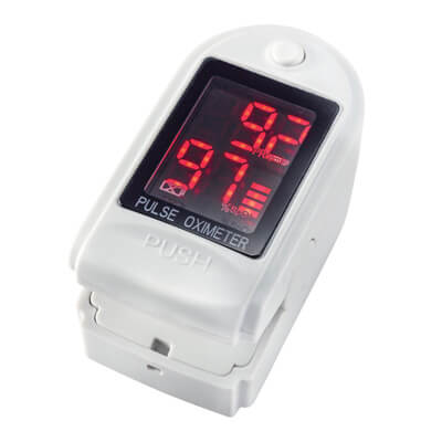 Drive Medical Fingertip Pulse Oximeter - Model MQ3000
