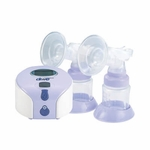 Drive Medical GentleFeed Dual Channel Breast Pump - Model MQ9100