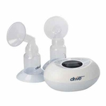 Drive Medical GentleFeed+ Dual Channel Breast Pump - MQ9130